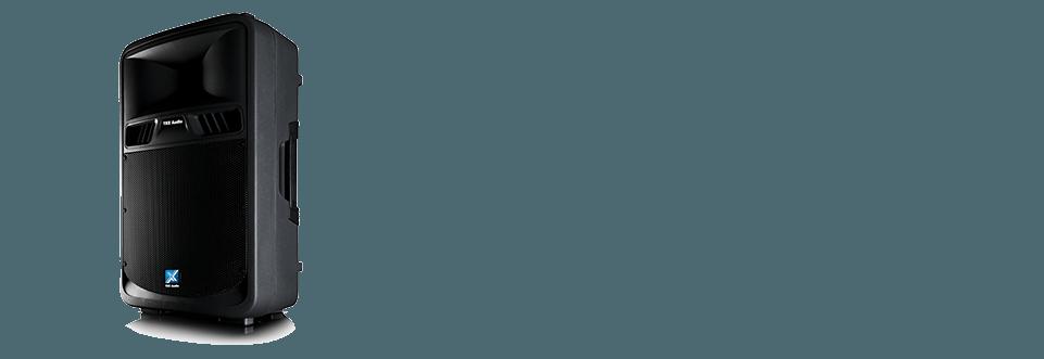 רמקול מוגבר - TRX Q15